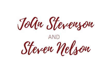 Joan Stevenson & Steven Nelson