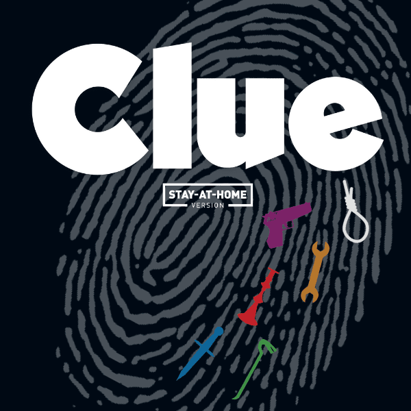 Clue Stay At Home