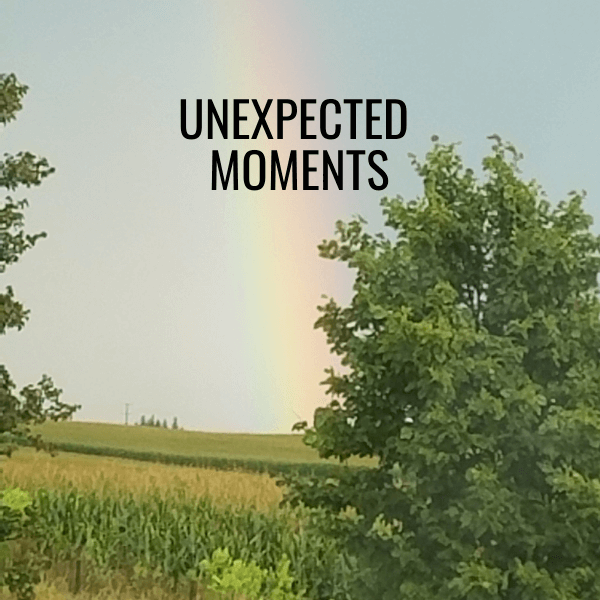 Unexpected Moments